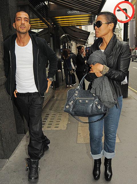 Wissam dating new girl