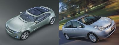 Carros Híbridos - Toyota Prius e Chevrolet Volt