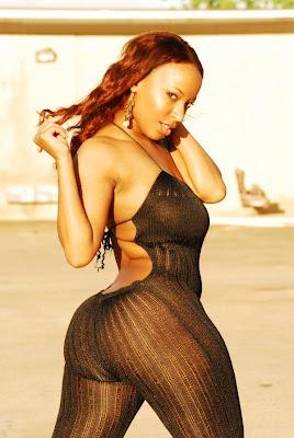 big open legged women black