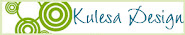 Kulesa Design - custom blog banner and watermark creation