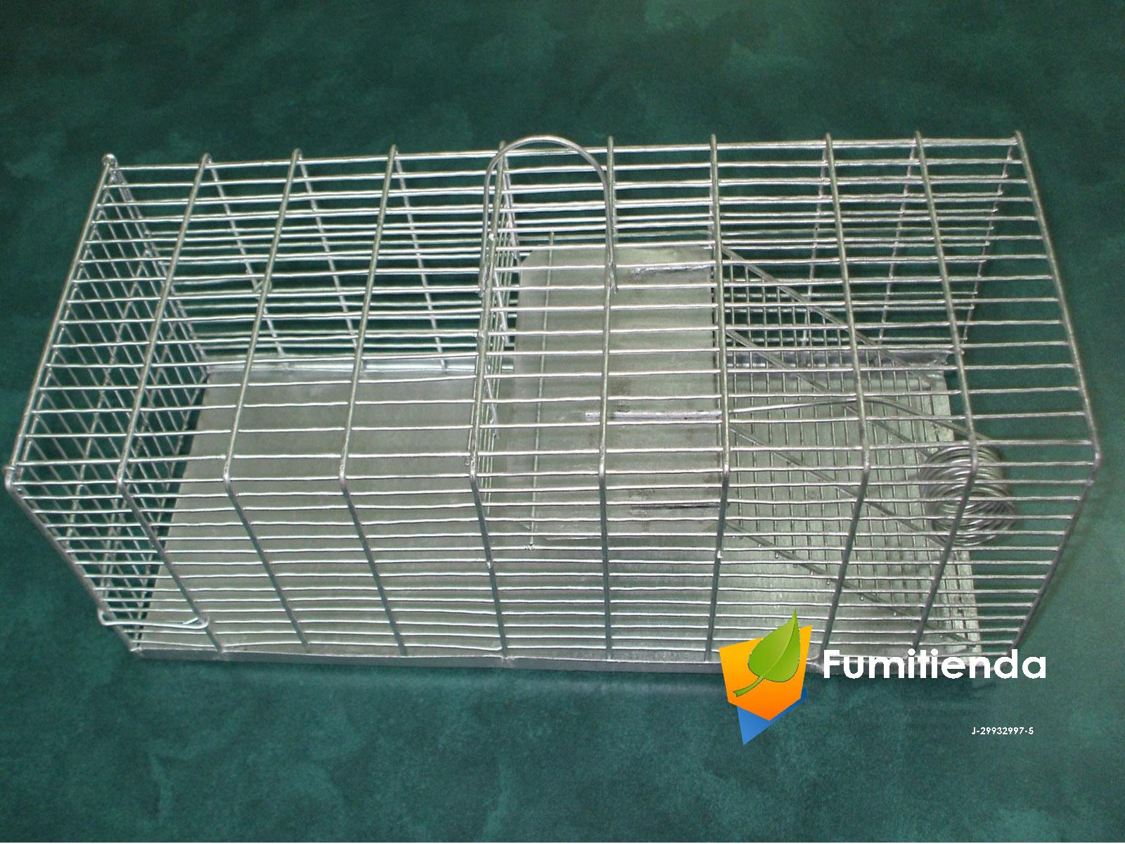 Limpieza y fumigaci n trampa jaulas para ratas de captura - Trampas para cazar ratas ...