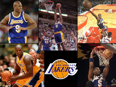 Los Angeles Lakers Wallpaper