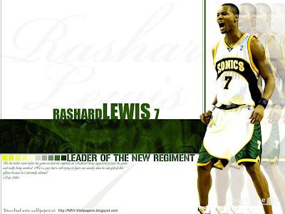 Rashard Lewis Wallpaper