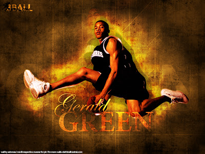 NBA Wallpapers: Gerald Green NBA Wallpaper