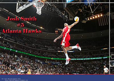Remek Njero Josh Smith And Atlanta Hawks Wallpaper