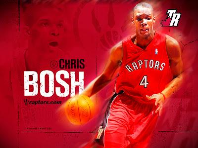 Chris Bosh NBA Wallpaper