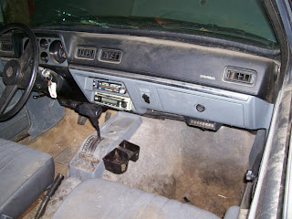 a man s blog chevette rescue part one chevette old interior