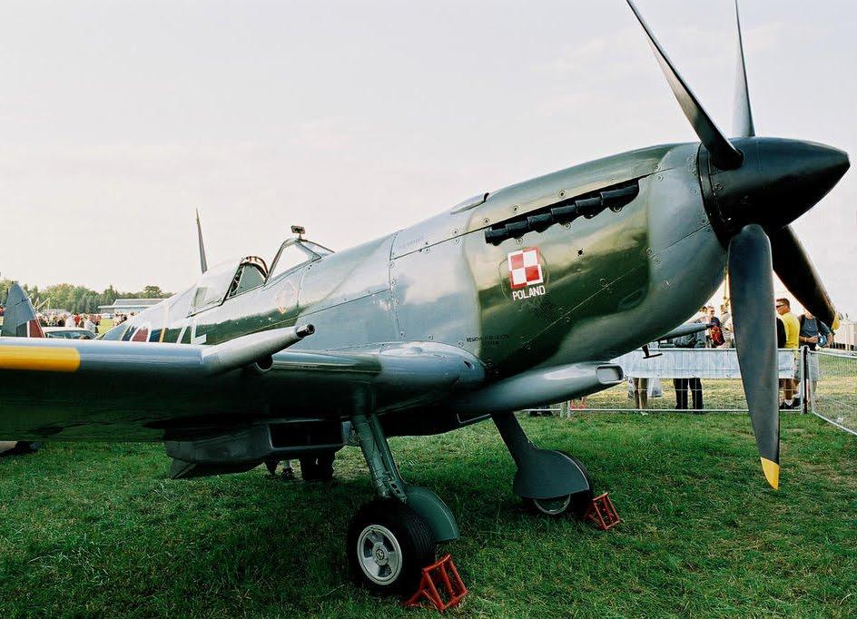 W-wa Jeziorki: Battle of Britain, 70 years on