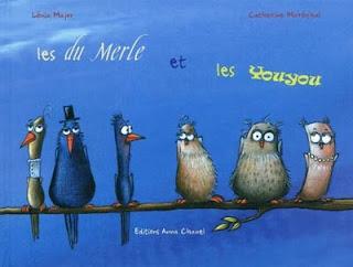 album jeunesse : Les Du Merle et les Youyou