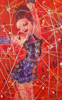Une peinture pour une jeune fille