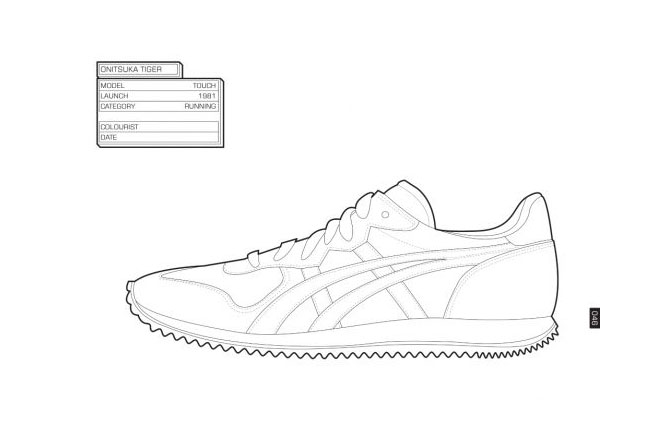 The Sneaker Coloring Book Design Jungle