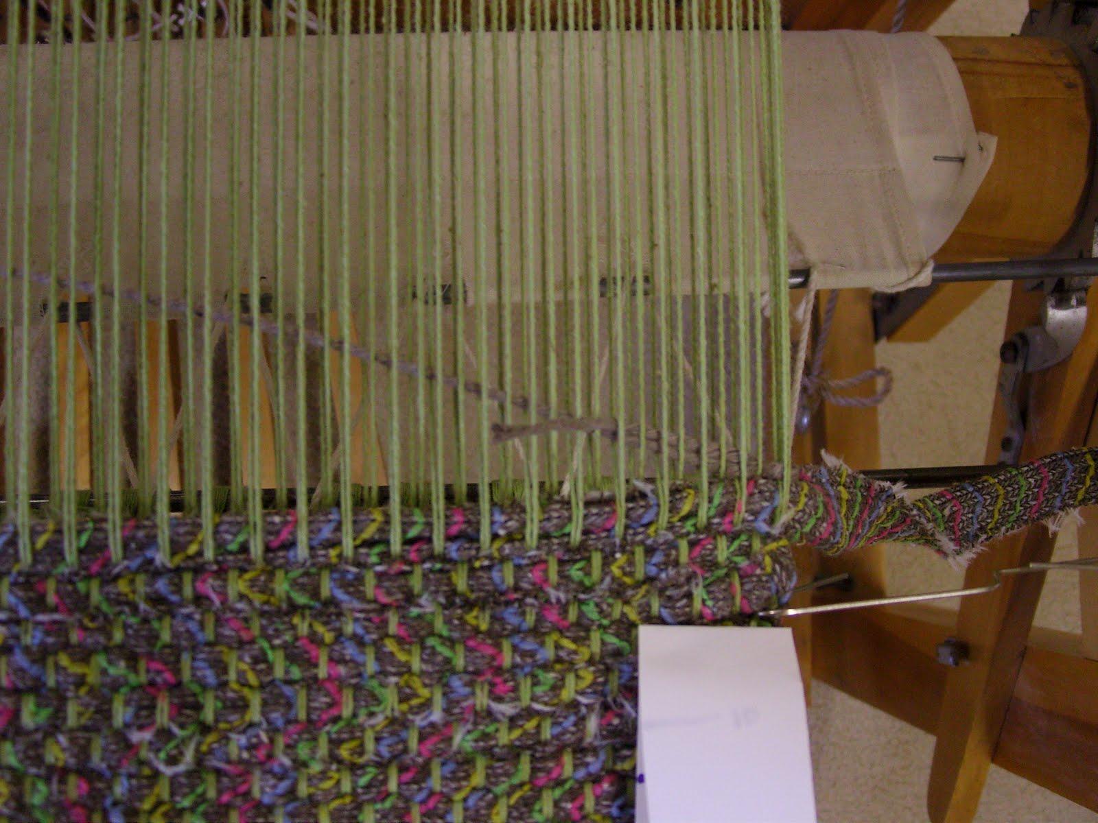 Daisy Hill Weaving Studio: Rag Rug Weaving Tips