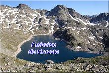 Descenso hacia el Emb. de Brazato