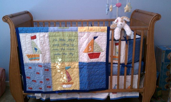 Langley Family Journey Jonah S Nursery