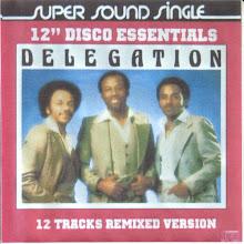 Delegation - discography