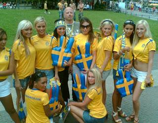 Svensk flicka