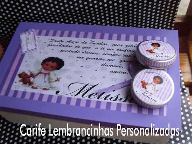 caixa de mdf personalizada para acomodar lembrancinhas
