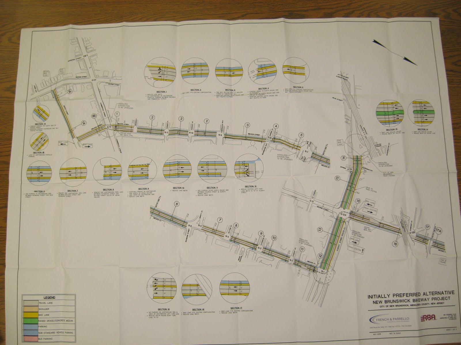 Vision Zero NJ: The New Brunswick Bikeway – Much more than