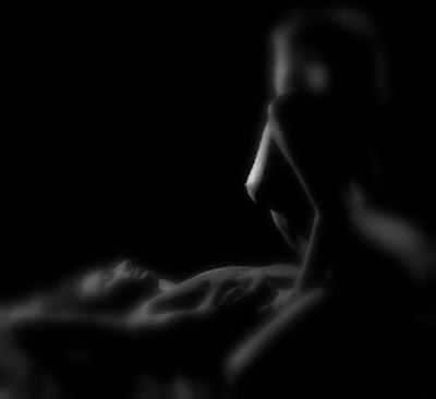 Черно белые фото порно девушек