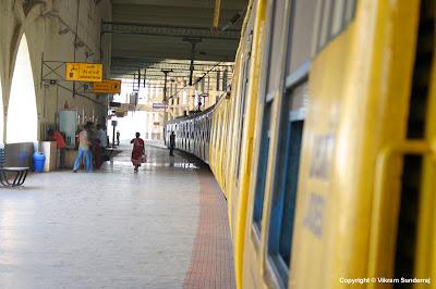 Velacheri railway Station