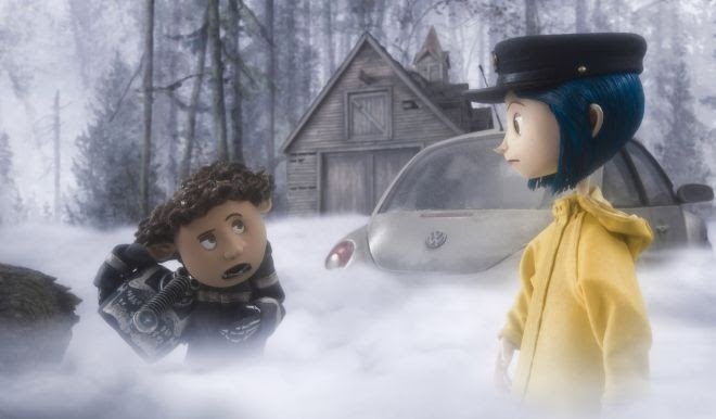 Smalls In The City Dress Like Coraline