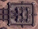 Vista por satélite desde la web