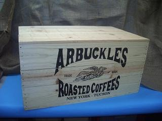 Cowboys and Chuckwagon Cooking : Chuck wagon Coffee, just a
