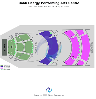 Click On Cobb Energy Performing Arts Center Tickets To Bring Up A List Of Pac Events From Which You Can Art