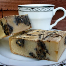 Crowley Manor's own Kahlua cold process soap