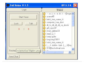 Chat client domination voice yahoo