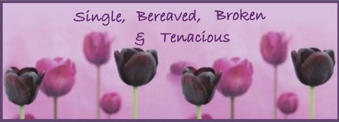 Single, Bereaved, Broken and Tenacious