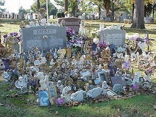 Creative cemetery