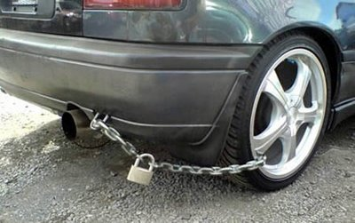 Top 10 Funniest car security locks