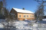 Vårt hus vinter