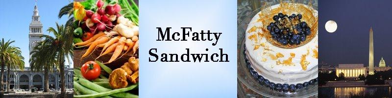 McFatty Sandwich