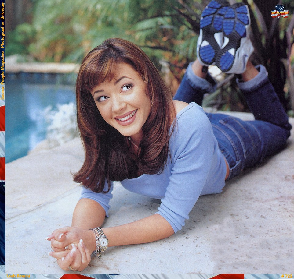 Leah Remini Latest Nude, Naked Pictures, Wallpapers Of -6692