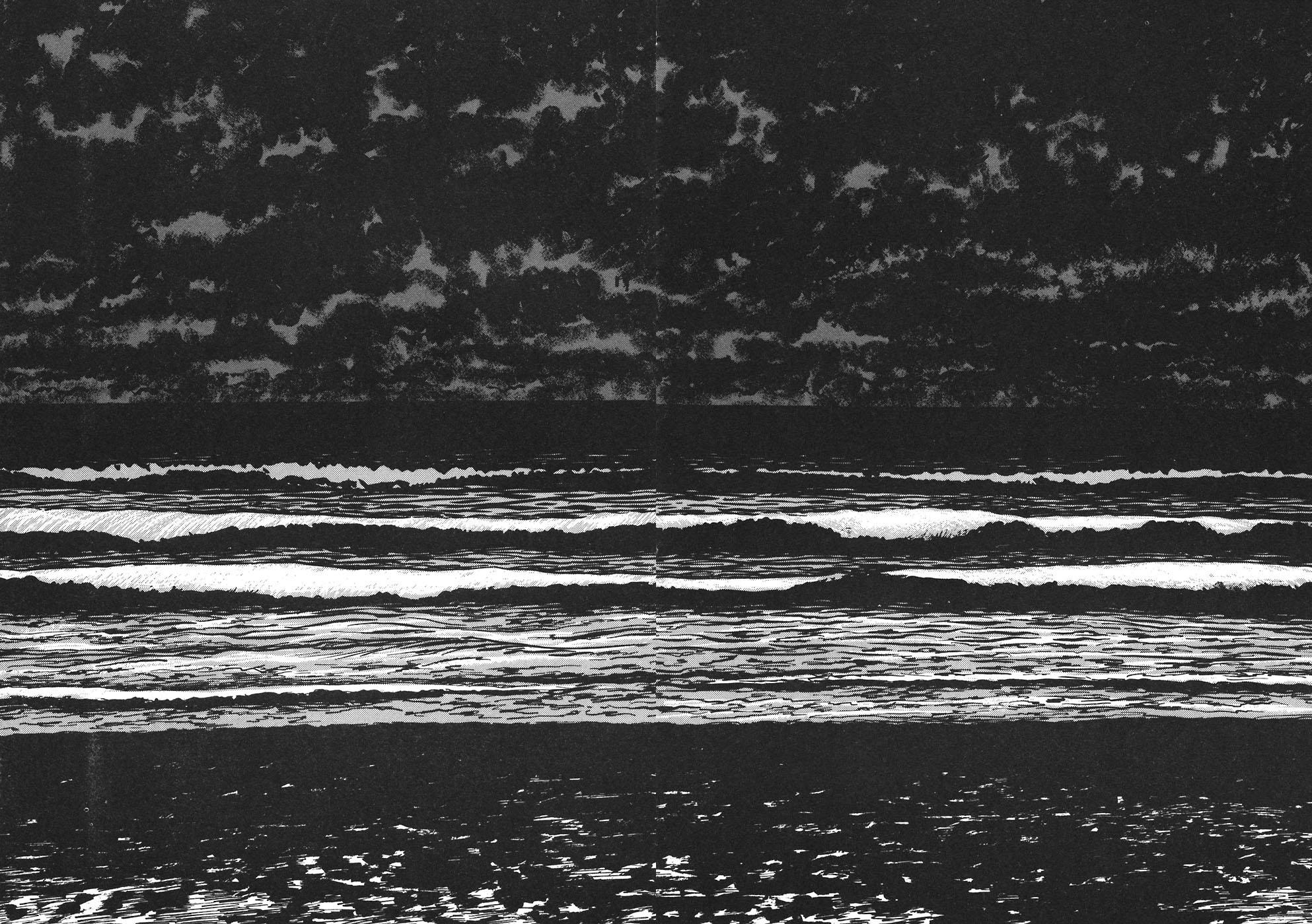 Mimi no Kaidan chap 4: bờ biển trang 23