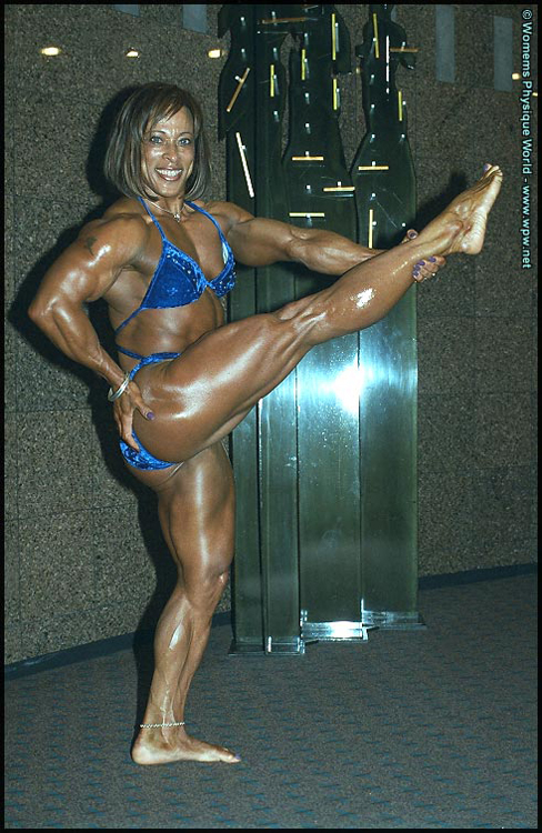 HEALTHY RECIPES: Ukraine (UA) Handsome Female Bodybuilders