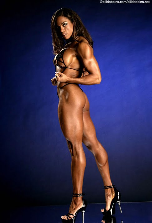 Algeria (DZ) Handsome Female Bodybuilders Photos