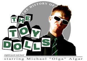 cantante toy dolls