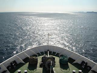 Vistas desde el Ferry