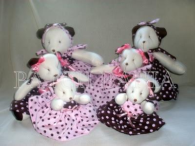 Ursinhas for Exportação!!!