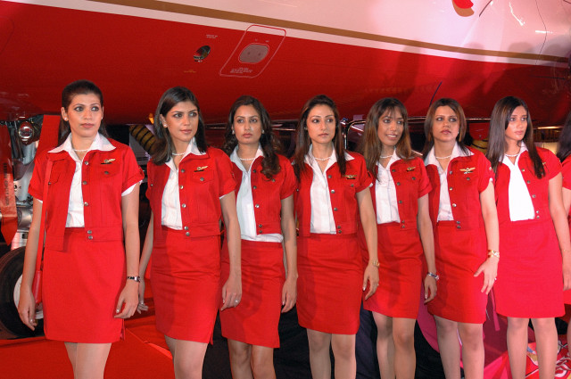 Thread: Hot & Sexy Air Hostess Of Kingfisher Airline.