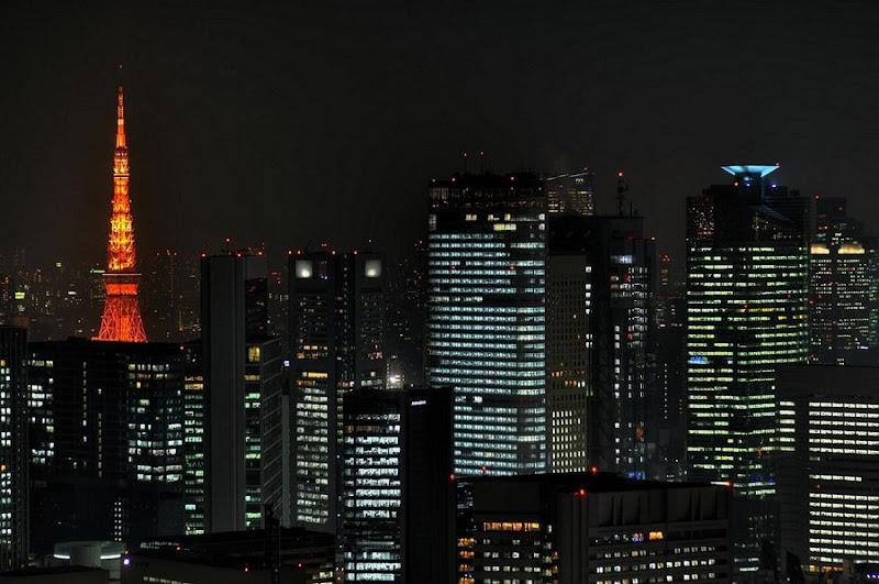 Night View of Japan | Golberz Com