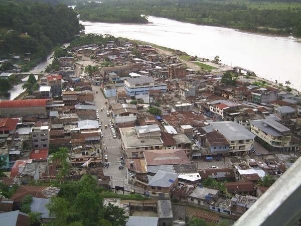 Ciudad de Aguaytia
