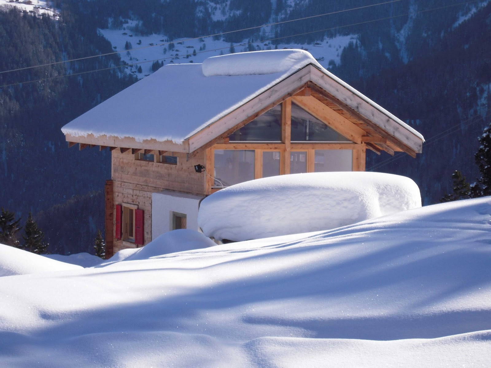 location chalet 4 vallees