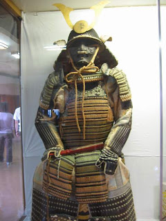 Ancient warrior dress