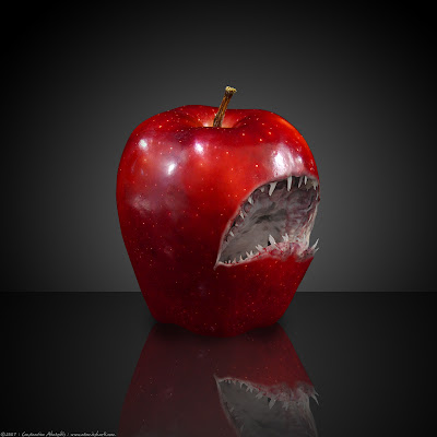 Apple Evolution-Sharple by atomicshark from flickr (CC-NC-SA)