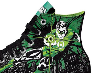 41fdf08d16a6 Shoes Trend  Converse All Star Chuck Taylor – Green Lantern