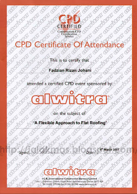 My CPD on Line http://jalakmas.blogspot.com/2007/04/my-cpd-certificate